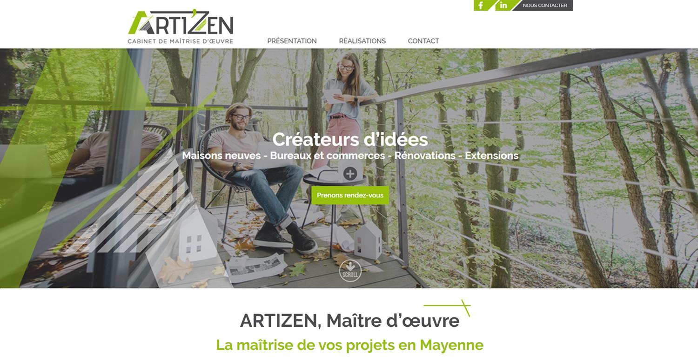 Artizen Cabinet De Maîtrise D Oeuvre à Laval En Mayenne 53