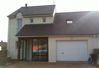 extension aménagement garage
