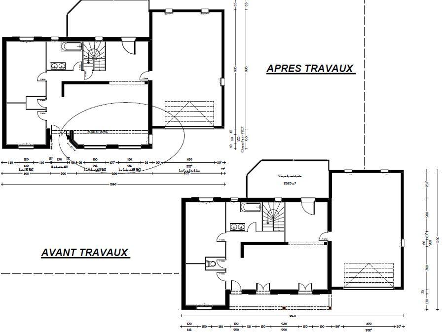 extension pavillon