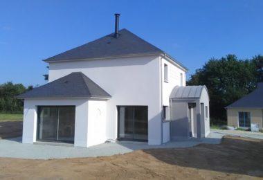maison neuve lotissement
